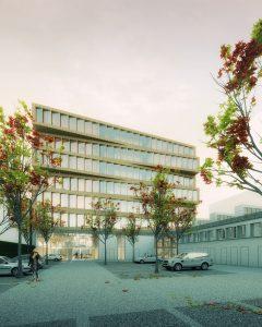17-6-15 Hoogste houten gebouw Ned 2 -Eskra Bouw BV