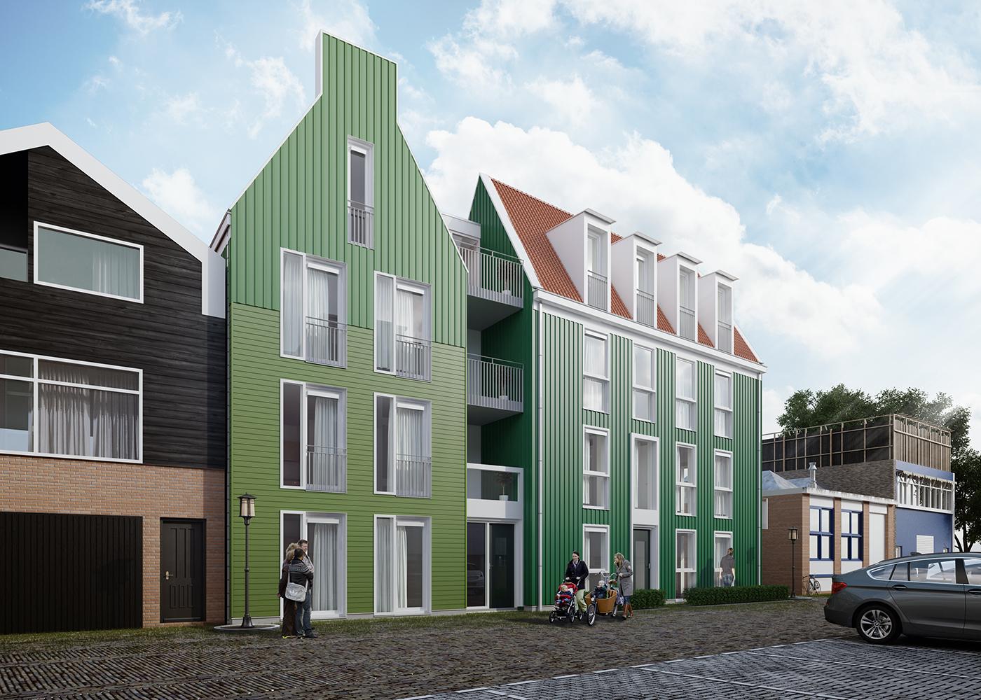 krimpenburg_nieuwbouw_zaandam+douglas_houten_gevelbekleding_eskra_bouw